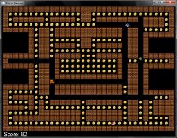 Mario-Pacman